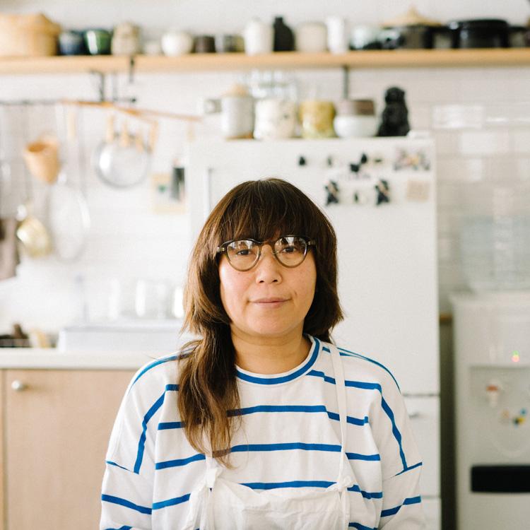 福田春美さん「旅した先の空気とストーリーを添えて」