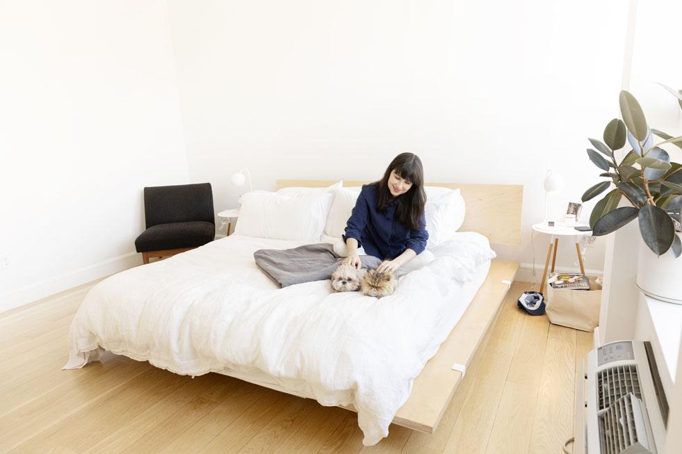 忙しいからこそ、猫は2匹、朝活1時間。