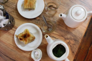 謎の白いソースが絶品。レバノン料理「Le Coeur du Liban」