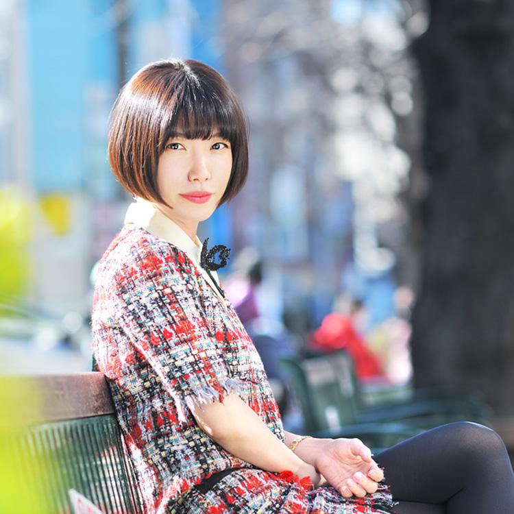 川上未映子さん「あらゆることを、混沌のままに表現していきたい」(インタビュー前編)