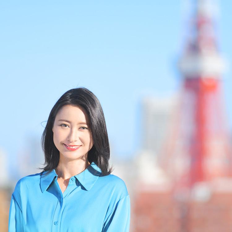 小川彩佳さん「わたしの立ち還る場所は、いつも心の奥底に」