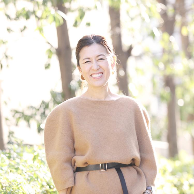 大草直子さん「おしゃれもキャリアも、ピークを60歳に持っていく」
