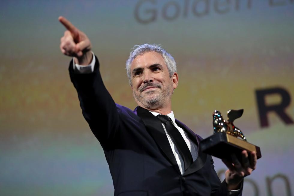 華やかに、ヴェネチア国際映画祭2018
