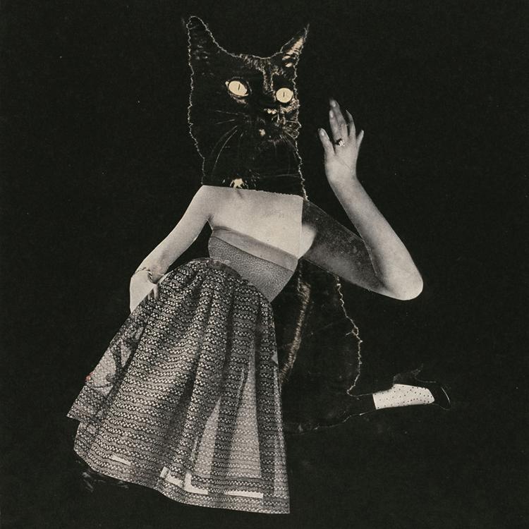 『岡上淑子 フォトコラージュ 沈黙の奇蹟』戦後復興期の女性アーティストの回顧展
