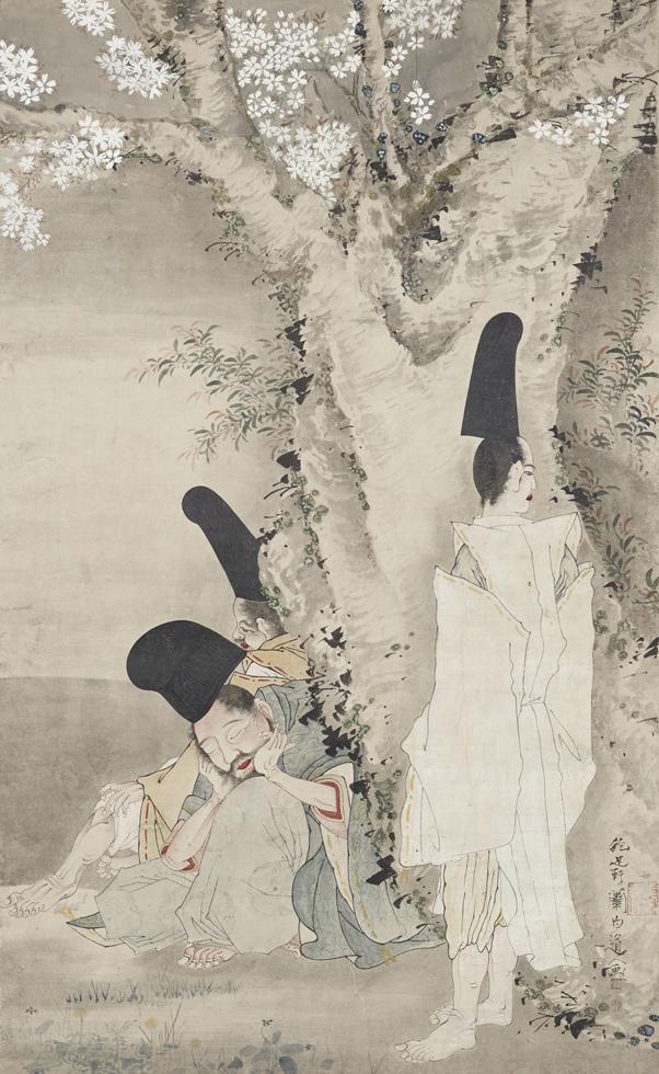 『へそまがり日本美術 禅画からヘタウマまで』開催中!