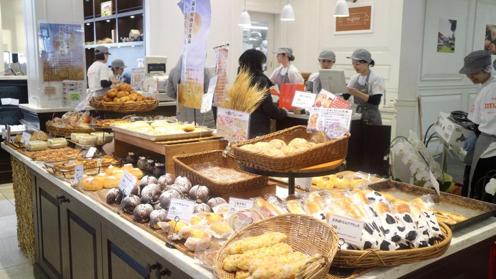 改札出て数十秒! 十勝の食材をふんだんに使用するベーカリーが東京に/ムギオト