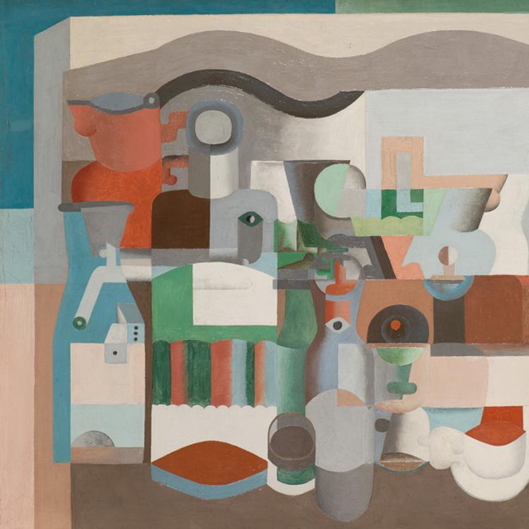 【「&w」読者プレゼント】『ル・コルビュジエ 絵画から建築へ―ピュリスムの時代』観覧券をプレゼント