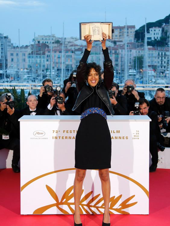 韓国映画がパルムドール初受賞 カンヌ国際映画祭