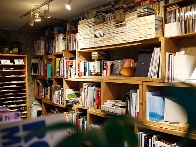 HADEN BOOKS:by Green Land 「book café」(1)