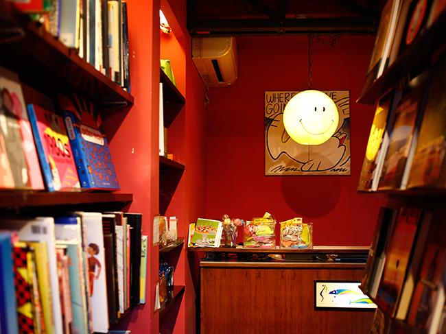 BOOKS BUNNY  「book café」(3)