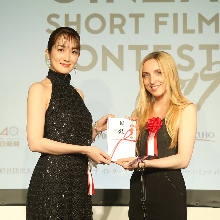 銀座でショートフィルムのコンテスト初開催 最優秀作品賞にオーストリアの監督作品