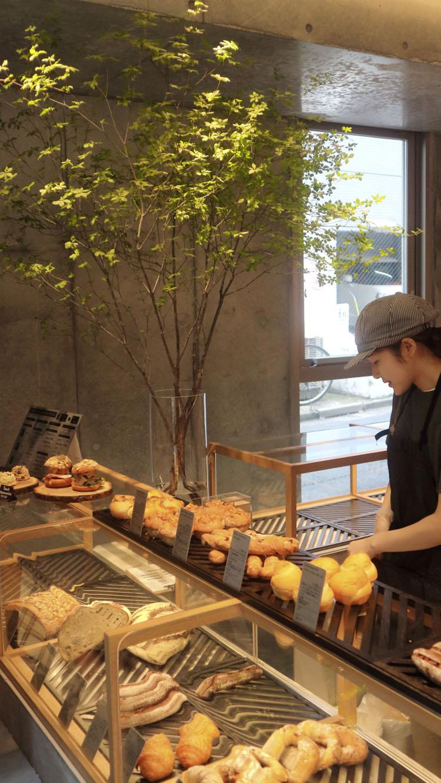 「『365日』より先いく近未来パンを」、渋谷に杉窪シェフプロデュース新店/グリーンサム