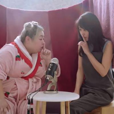 SK-Ⅱに魅せられた有村架純と渡辺直美の「すっぴん素肌トーク」を公開