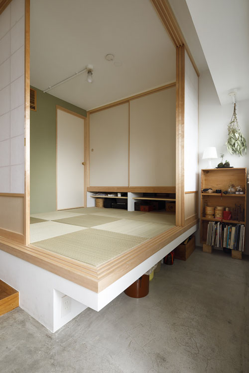 実現できる? 50平米のコンパクトな家で家族それぞれのマイスペース