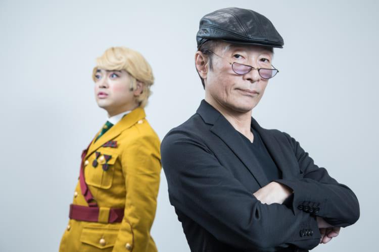 《対談》劇場版「パタリロ!」魔夜峰央先生×加藤諒さん 「パタリロを演じられる地球人は諒くんしかいない」