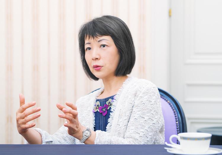<2>株式会社ONE・GLOCAL代表取締役 鎌田由美子さん×川島蓉子さん