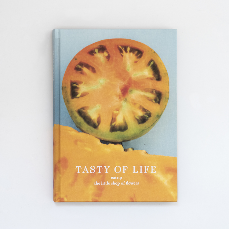 食の人・野村友里さんと、花の人・壱岐ゆかりさんによるドキュメントブック『TASTY OF LIFE』は、どのように作られたのか?