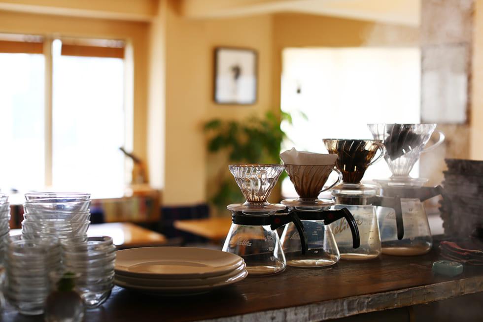 <118>変わり続けるシモキタを見つめて 「kate coffee」
