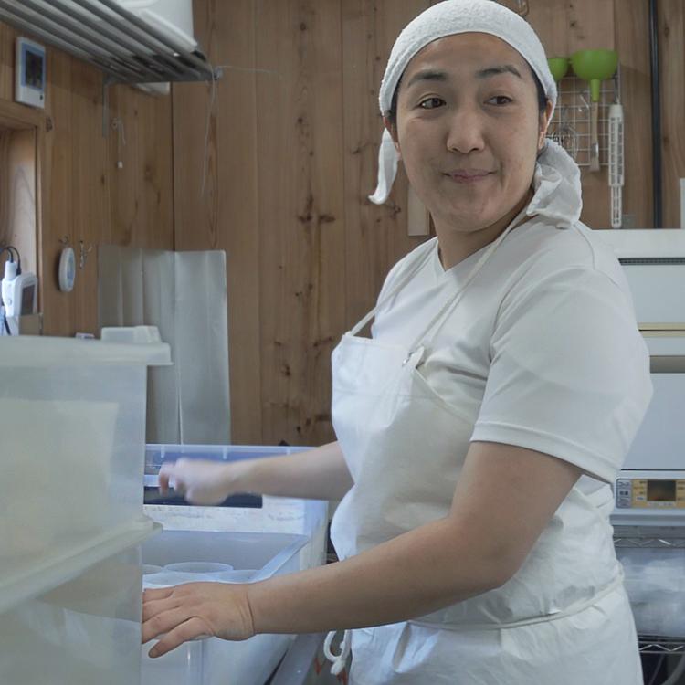 月1回だけの無添加チーズ。大多喜町のチーズ工房「千」柴田千代さん