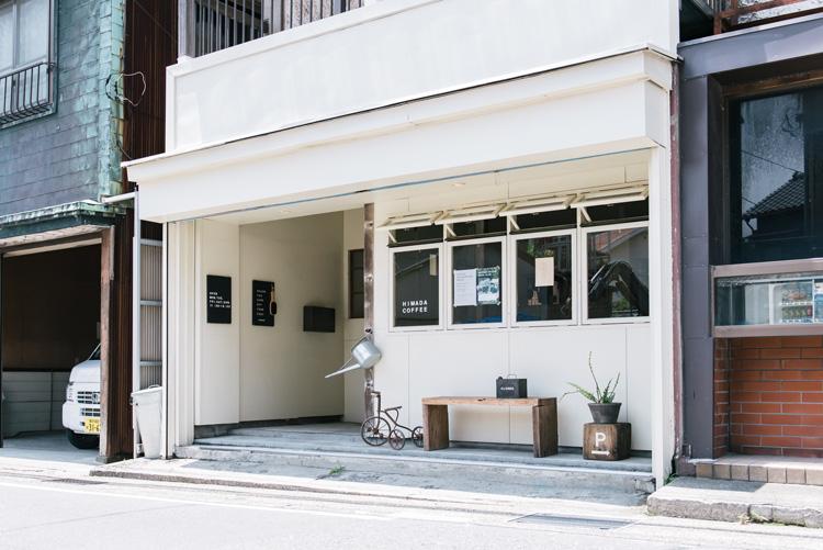 逗子のcafe coyaから始まった。葉山「ヒマダコーヒー」