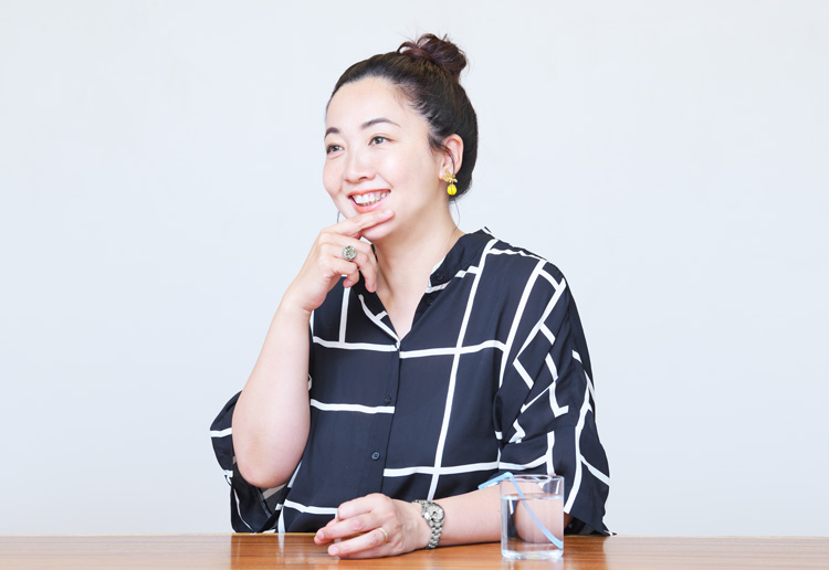 <3>アートディレクター 森本千絵さん×川島蓉子さん