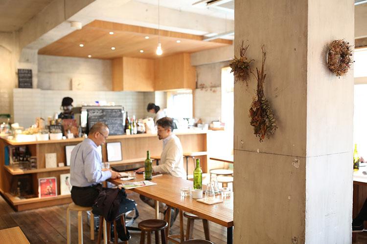 <119>昭和モダン空間に新たな輝き 「FARO COFFEE & CATERING」