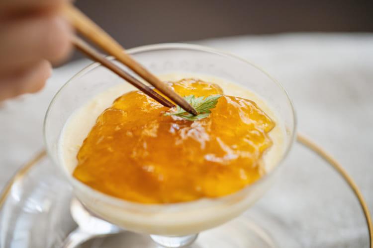 <1>冷菜やデザートが映える、シャンパングラス/石澤季里さん