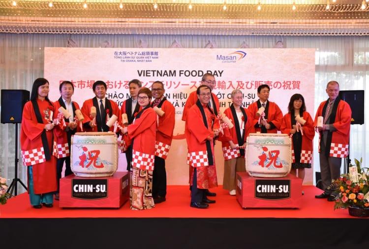 ベトナムから食卓の必需品、おいしさ引き出す辛味「チンスー チリソース」が日本に上陸!
