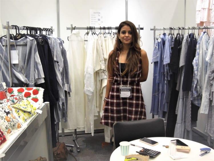 多彩で奥深い伝統技術とITの融合 インドファッションの未来性