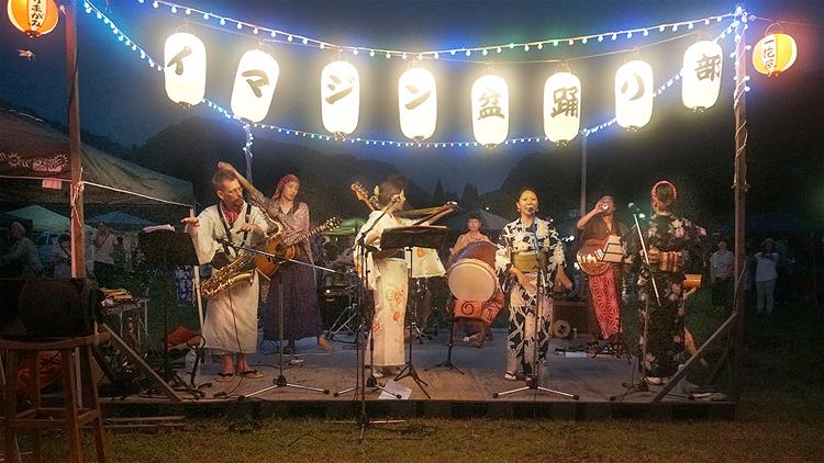 移住者が復活させたお祭り。千葉県鴨川市大山「よそ者の盆踊り」