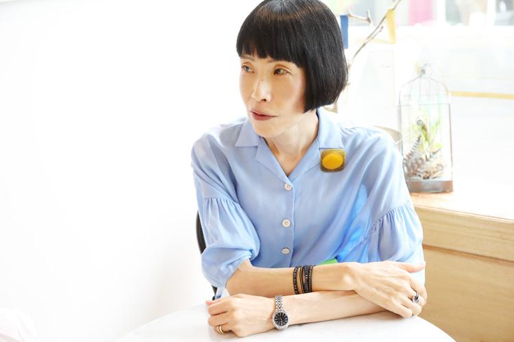 <4>フランス菓子店「ルコント」代表 黒川周子さん×川島蓉子さん