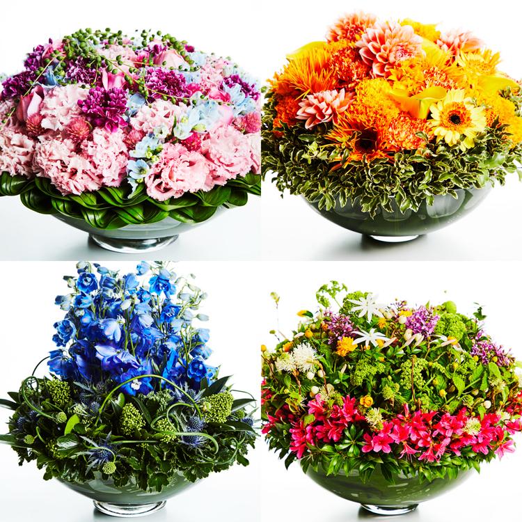 色とりどりの物語 「花のない花屋」まとめ読み