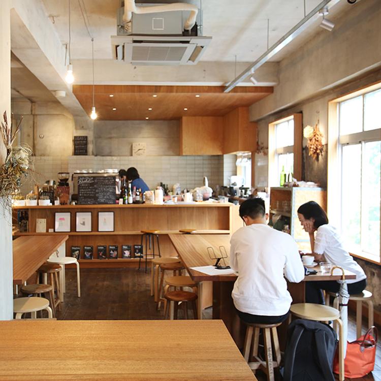昭和モダン空間に新たな輝き 「FARO COFFEE & CATERING」
