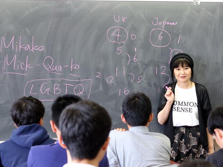 「元・底辺中学校」の日常から世界が見える ブレイディみかこさん(前編)