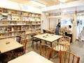 <122>川崎産の農作物でオリジナルメニュー 「Book & Cafe stand Shinjo Gekijo」