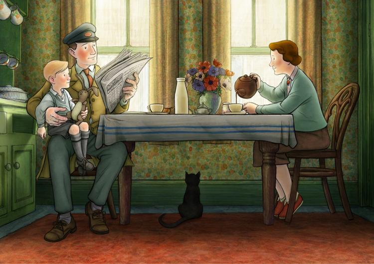 岩波ホール初の2Dアニメ映画「エセルとアーネスト」 英国アニメーターが語った製作舞台裏