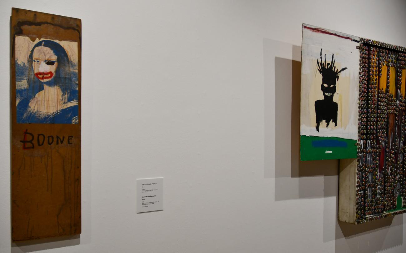 ZOZO前澤氏123億円購入作品も! 「バスキア展 メイド・イン・ジャパン」
