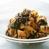 ほくほく、ねっとり。秋の食感を楽しむ、かぼちゃと柿の黒酢マリネ