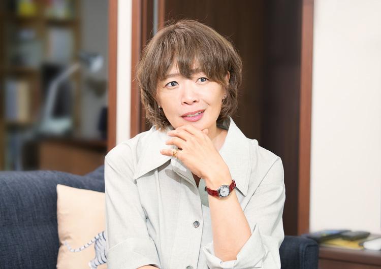 <5>漫画家 ヤマザキマリさん×川島蓉子さん