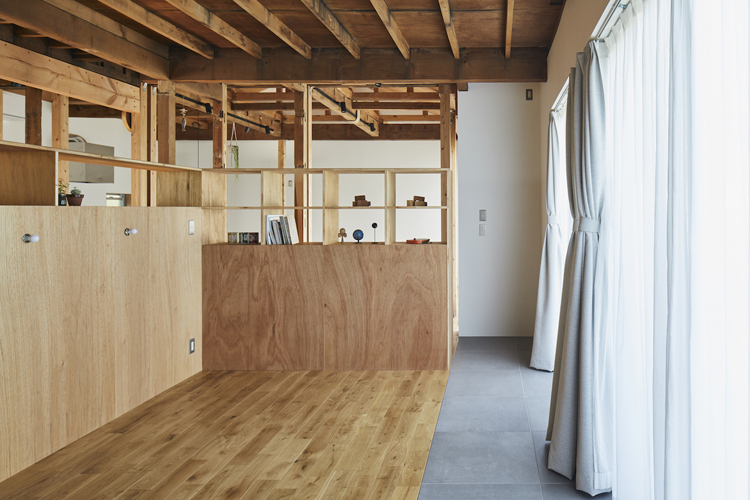 築70年の家を住み継いでいく、リノベーションの可能性