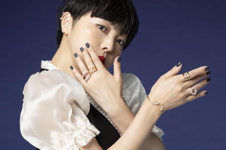 美しく、強く。輝きを放つTASAKIのジュエリー/演出振付家・MIKIKO