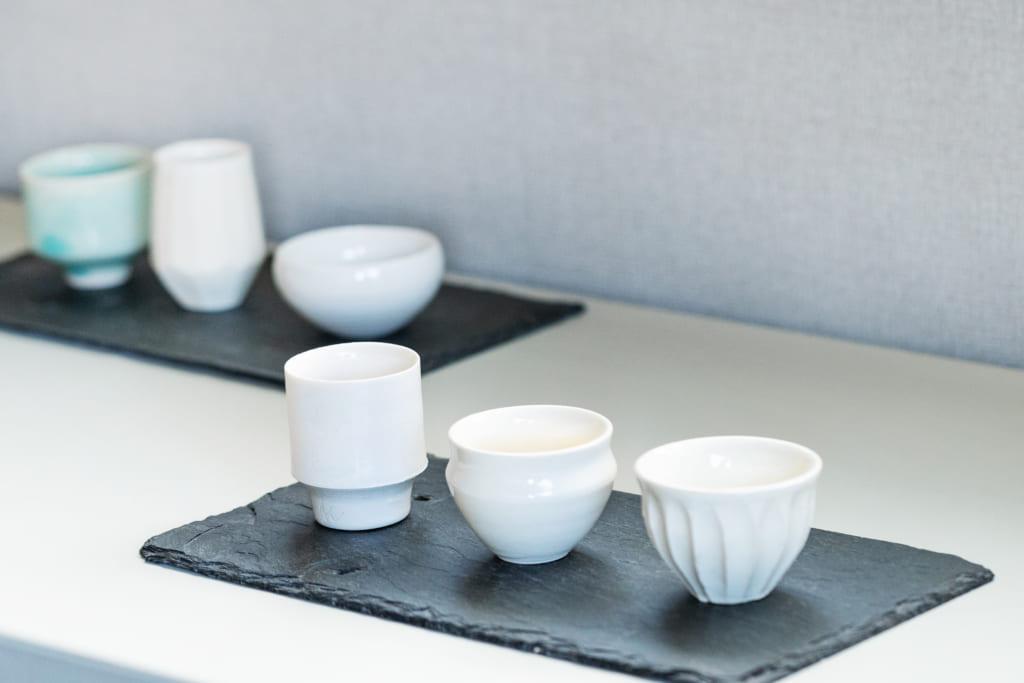 <3>様々な表情を見せる、陶芸家・中里花子の器/手島幸子さん
