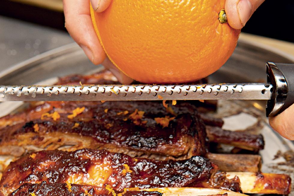 まねしたい! エル・ブジの世界一美しい まかない料理『ファミリー・ミール』