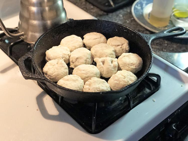 カントリーハム・ビスケットは、アメリカ南部の食遺産