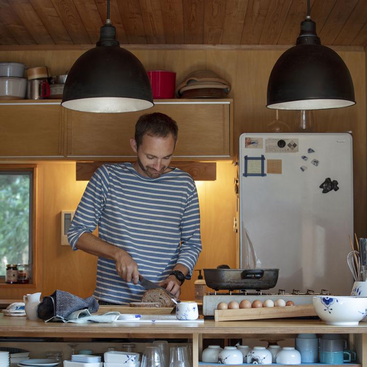 「ヒュッゲ」な暮らしはキッチンから