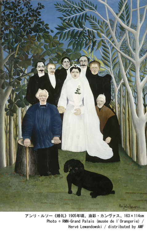 21年ぶりの来日「オランジュリー美術館コレクション ルノワールとパリに恋した12人の画家たち」