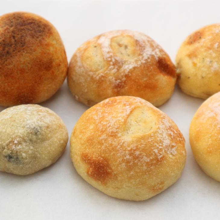 """""""谷根千界隈""""の起点! かわいい丸パンと皮パリパリのフランスパン/根津のパン"""