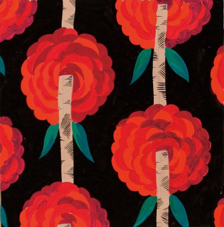 「ラウル・デュフィ展─絵画とテキスタイル・デザイン」