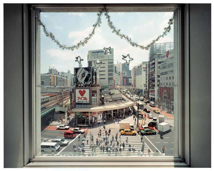 誰も知らない都市の断面 中野正貴写真展「東京」