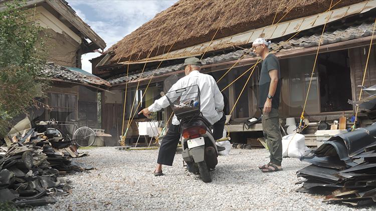 南房総「一晩で村の歴史が100年さかのぼった」 台風15号とその後の雨の日々のあと